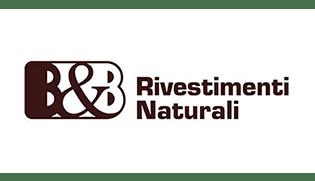 Logo aziendale di B&B produttori di rivestimento in pietra naturale
