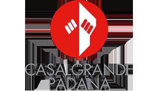 Logo aziendale di Casalgrande Padana produttori di Piastrelle pavimenti rivestimento