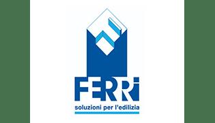 Logo aziendale di Ferri produttore di materiali edili