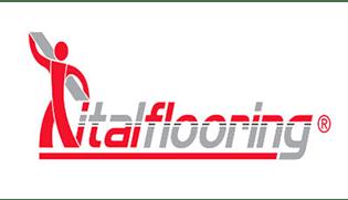 Logo aziendale di Itaflooring produttori di pavimenti laminato e parquet